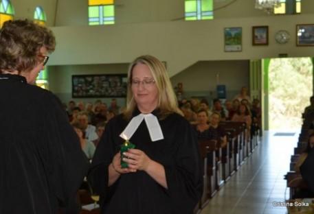 Culto de Desinstalação e Bênção da Pastora Margarete Cristina Witter