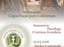 Seminário: Capacitação para Lideranças