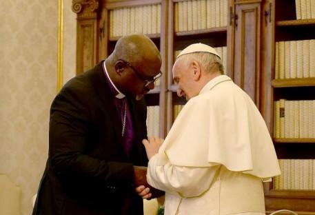 Papa aos luteranos: