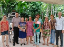 Grupo da Melhor Idade de Cacoal/RO encerra as atividades de 2017