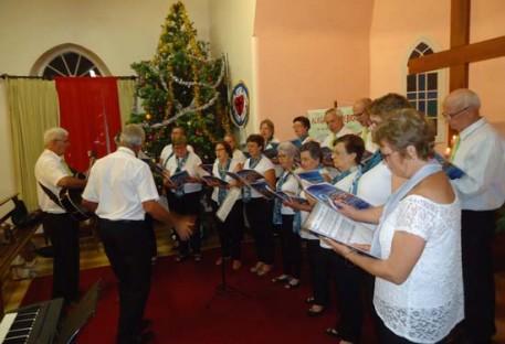 Natal em Canto em Nova Hartz/RS