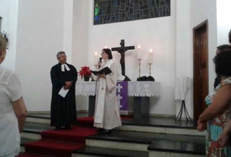 Comunidade de Montenegro se despede do seu pastor