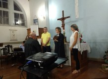 Culto especial na Paróquia de Rio Grande/RS