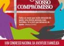 Caderno Pré-CONGRENAJE - XXIV Congresso Nacional da Juventude Evangélica - 22-27 de julho de 2018