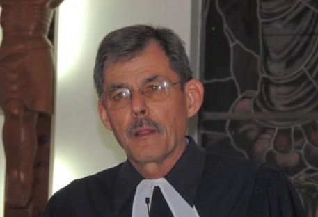 Falecimento do Pastor Erni Drehmer