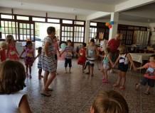 """Em Itapoá, projeto """"Nas Férias com Jesus""""..."""
