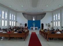 Culto de Despedida do Pastor Vagno Paranho