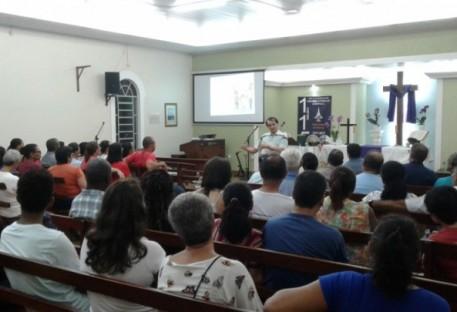 Cosmópolis reúne mulheres e homens para ouvir sobre a Campanha da Fraternidade da ICAR