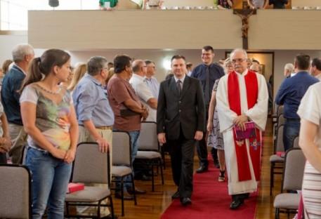 Ordenação ao Ministério Eclesiástico na IECLB - Porto Alegre - 2018