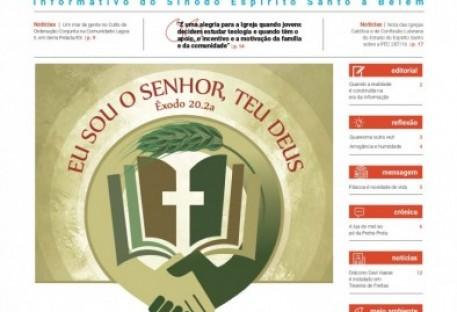 Jornal O Semeador - Ano 38 - Número 108 - Março de 2018