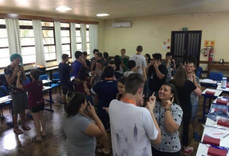 """2ª edição da Escola de Líderes Jovens """"Estação Jovem"""" reúne 30 jovens na Faculdades EST"""