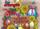 Chegou a nova edição de Páscoa da revista O Amigo das Crianças!