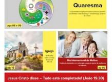 Joinville Luterano. Ano XVIII -  Número 105 - Março e Abril 2018