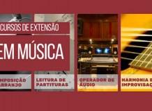 Curso de Extensão em Musica - EST