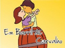 Nosso Casamento em Barril de Carvalho