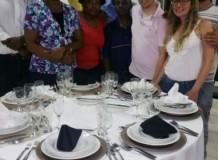 Haitianos recebem primeiro diploma no Brasil