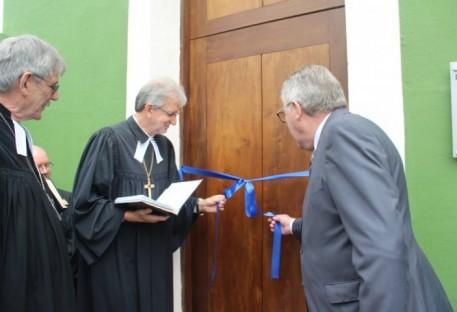 Dedicação da Nova Sede Sinodal do Sínodo Paranapanema