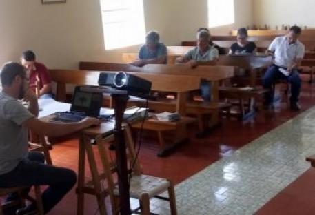 Paróquia Apóstolo Paulo de São Luiz Gonzaga/RS inicia Planejamento Missionário