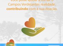 Campanha pró-construção edificação Instituto Luterano Campos Verdejantes
