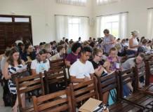 Novos orientadores do Culto Infantil participam de seminário no Vale do Itajaí