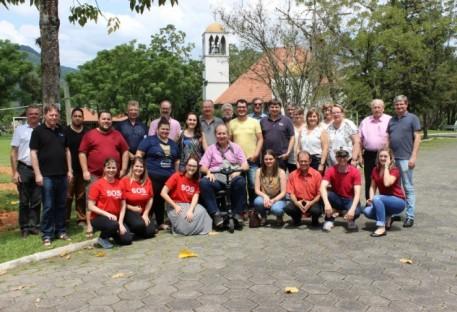 Sínodo Vale do Itajaí conclui segunda etapa do Planejamento Estratégico Missionário