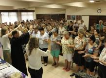 OASE do Sínodo Vale do Itajaí debate diaconia e elege nova diretoria