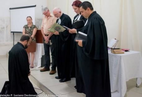 Ribeirão Preto/SP tem novo Pastor.