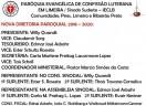 Reunião do Conselho Paroquial em Ribeirão Preto/SP