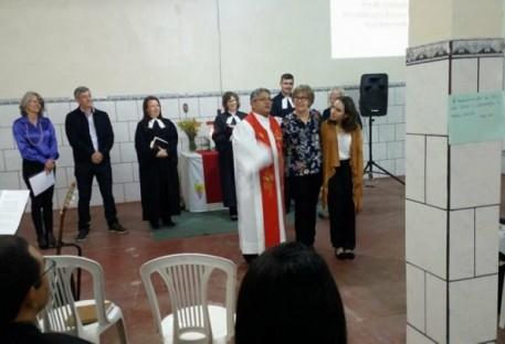 Culto de Instalação do P. Cleber Fontinele Lima