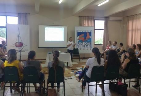 Sínodo Rio dos Sinos recebe Seminário Comunidades Criativas