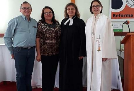 Dia Nacional da Diaconia celebrado em Picada 48