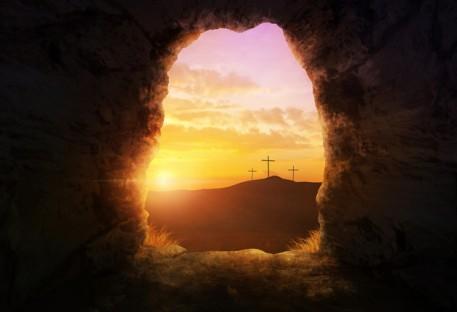 O sentido divino da morte e ressurreição de Jesus