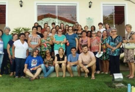 Encontro de Mulheres na Paróquia Tocantins Centro