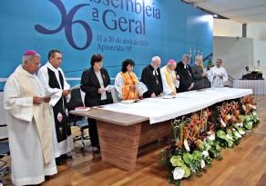 Celebração Ecumênica na Assembleia Geral da Conferência Nacional dos Bispos do Brasil (CNBB)