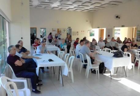 Assembleia da União Paroquial Região de Campinas/SP