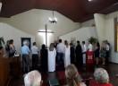 Culto de Instalação da nova ministra em Esteio/RS
