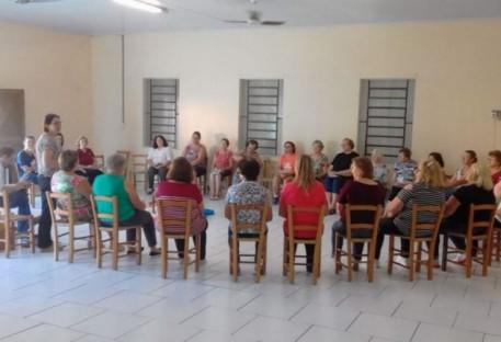 Dança Sênior teve encontro em Taquara/RS
