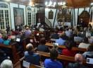 Alvorada Pascal celebrada na Igreja do Parque Aldeia do Imigrante