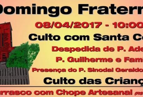 Luteranos Santos - Boletim Semanal Nº 179 - 180406 - Atos 4,32-35