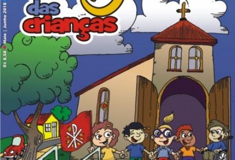 Chegou a edição nº 75 da revista O Amigo das Crianças!