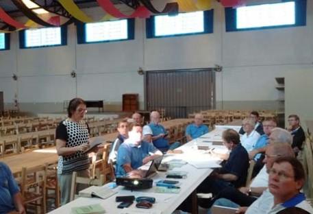 Coordenação Sinodal da LELUT teve reunião