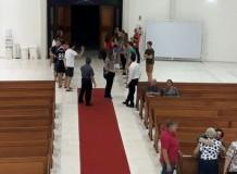 Acampadentro da Juventude Evangélica da Paróquia Apóstolo Tiago (JEPAT) - Jaraguá do Sul/SC
