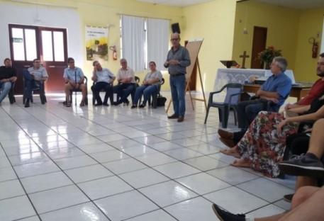 Sínodo Rio Paraná realiza atualização teológica