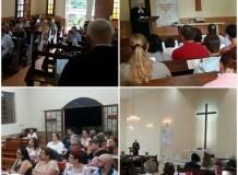 Pastor Sinodal celebra cultos de Sexta-feira Santa na Comunidade