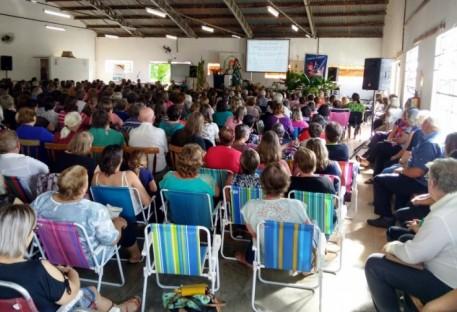 Dia Sinodal da Saúde e Alimentação, Ano 2018 no Sínodo Sul-Rio-Grandense