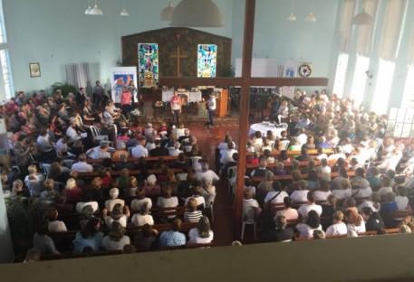 XXI Dia Sinodal da OASE reúne mais de 500 pessoas na Comunidade de Itati