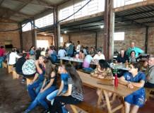 Domingo Festivo em Santos Vaz - Ibirapuitã/RS