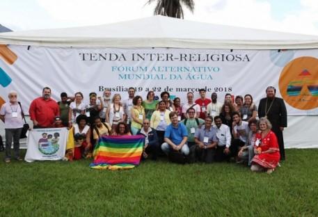 Fórum Alternativo Mundial da Água em Brasília/DF