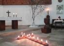 Culto de Tomé na Paróquia do ABCD - Santo André/SP