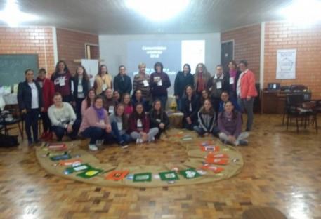 Seminário Comunidades Criativas no Sínodo Uruguai
